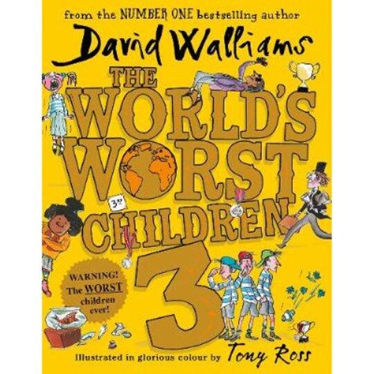 World's Worst Children 3 David Walliams