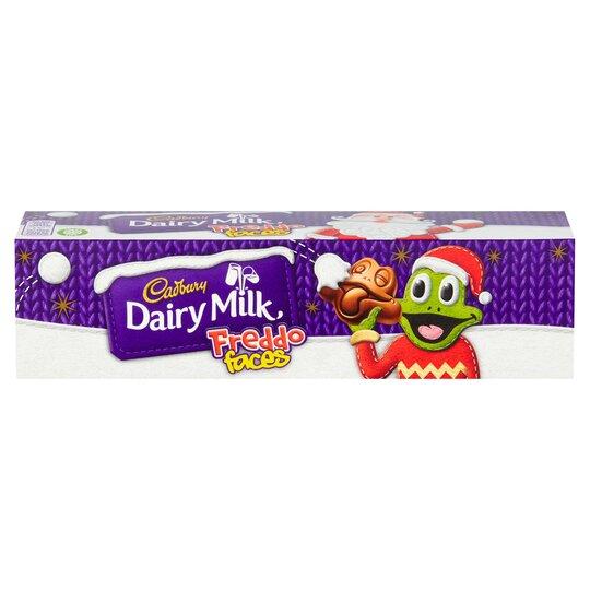 Cadbury Freddo Faces Tube 72G