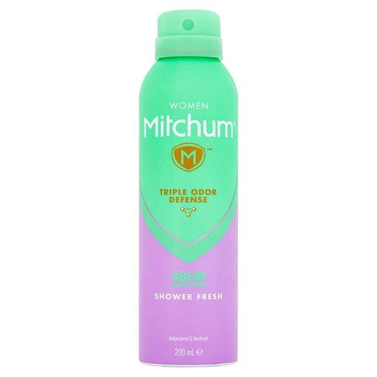 Mitchum Shower Fresh Apd200ml