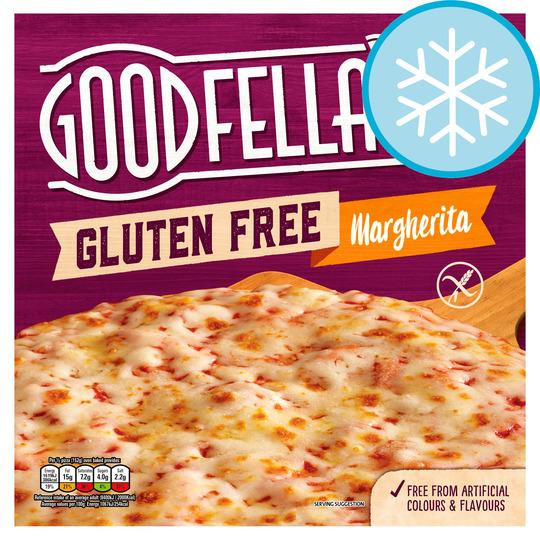 Goodfellas Gluten Free Margherita Pizza 328g