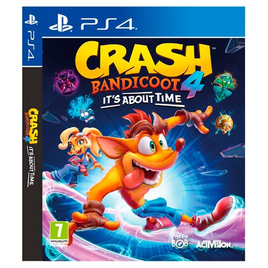 Crash Bandicoot 4: It's About Time - PS4