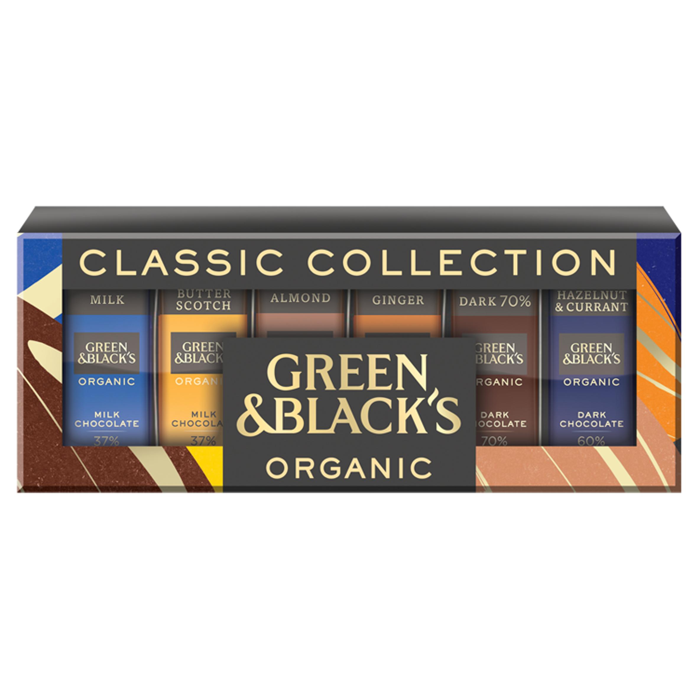 Green And Blacks Classic Minis 180G