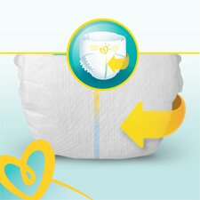 image 4 of Pampers New Baby Large Pack Size 2 68 Nappies