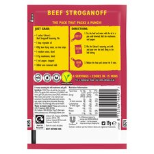 image 3 of Colman's Beef Stroganoff Recipe Mix 39G
