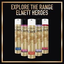 image 3 of L'oreal Paris Elnett Precious Oil Hair Spray 400Ml
