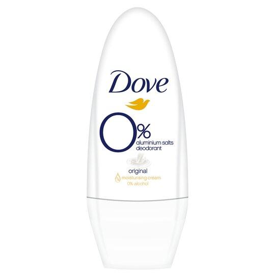 Dove Women Alu Free Roll On Deodorant 50Ml