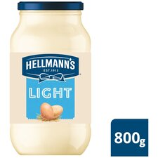 image 1 of Hellmann's Light Mayonnaise 800G