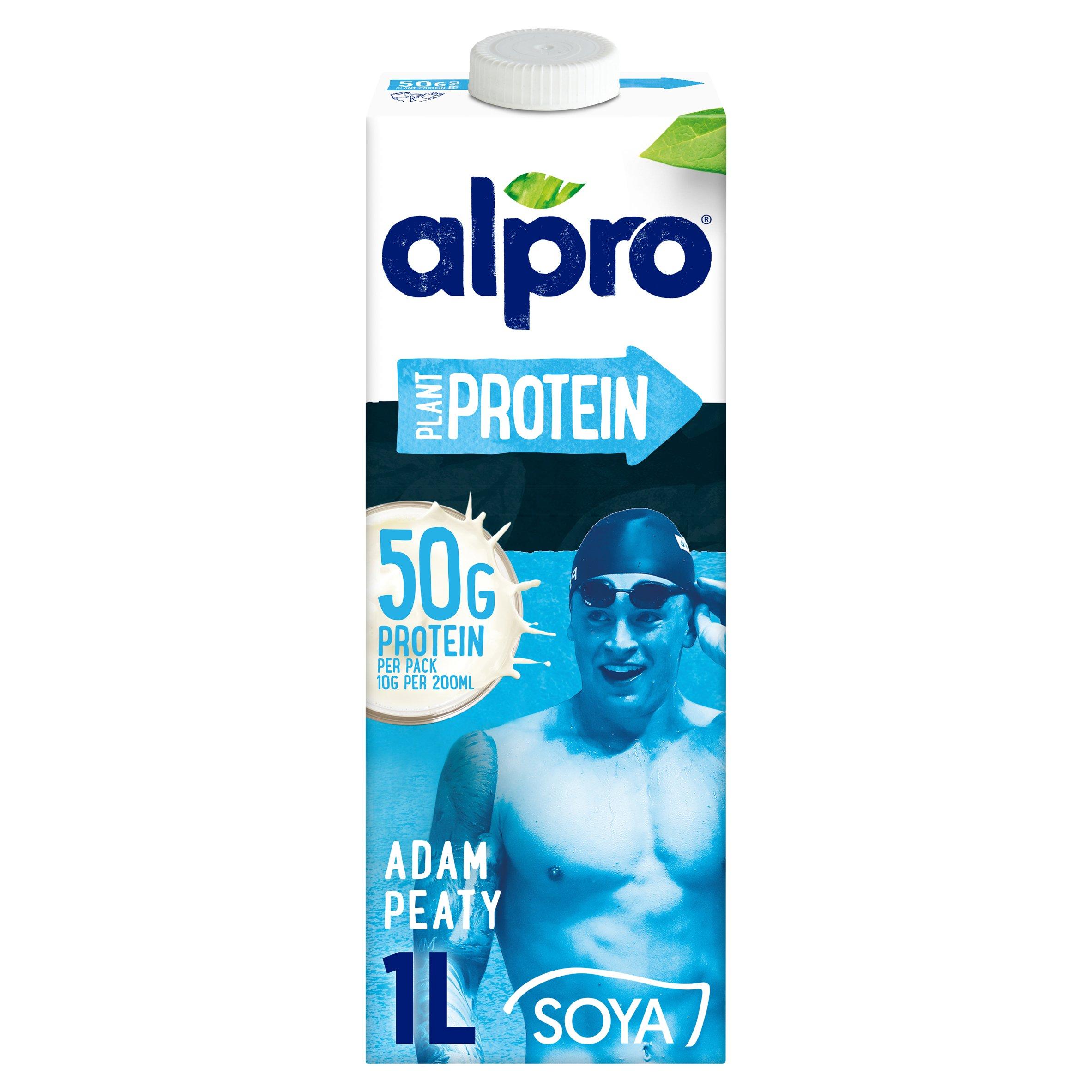 Alpro Plant Protein Original Soya Drink 1L