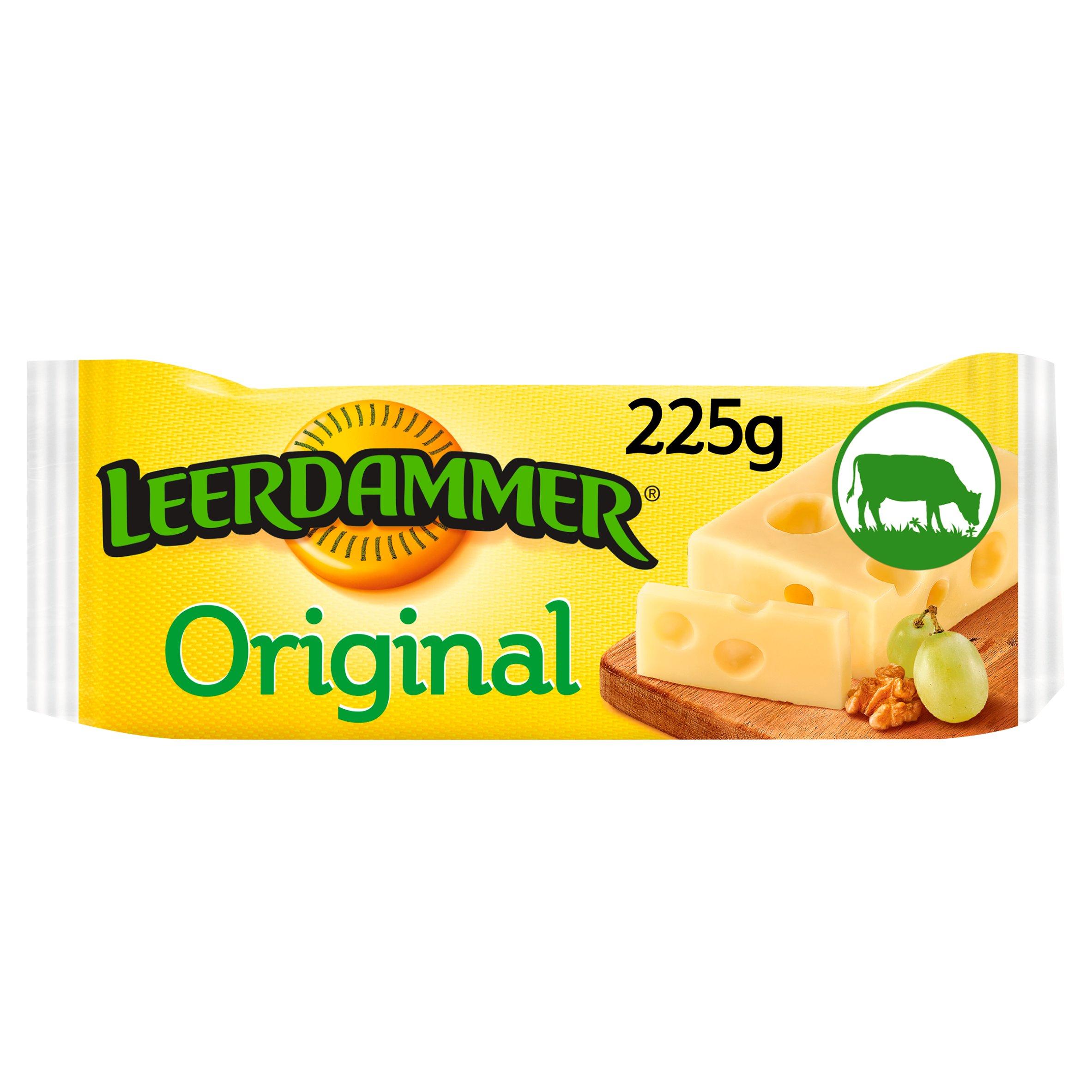 Leerdammer Wedge 225G