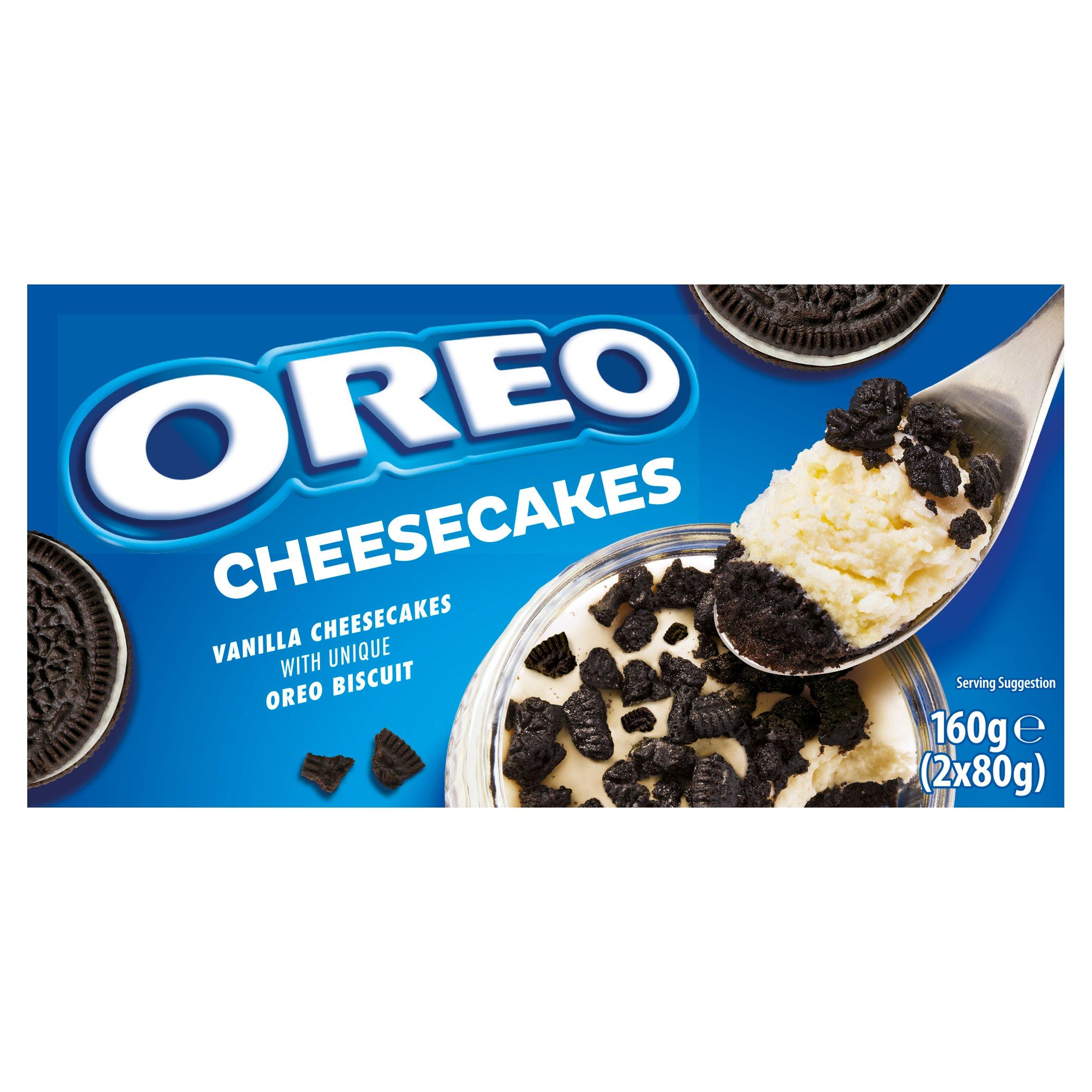 Oreo Cheesecake 2X80g
