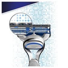 image 3 of Gillette Skinguard Sensitive Blades Refill 4 Pack