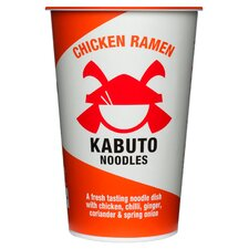 image 1 of Kabuto Noodles Chicken Ramen 85G