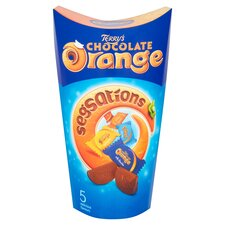 image 1 of Terry's Chocolate Orange Segsations 300G