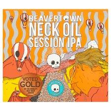 image 1 of Beavertown Neck Oil Session Ipa 4X330ml