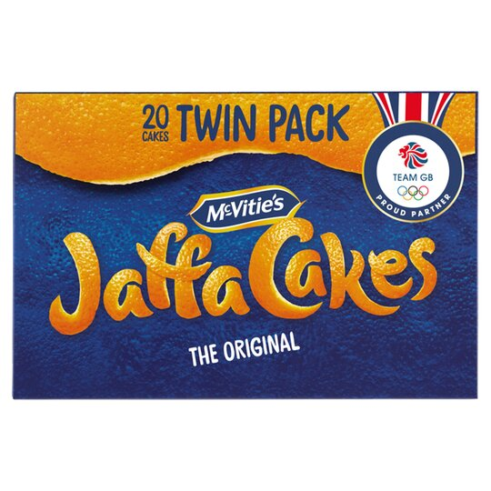 Mcvitie's Jaffa Cakes Twin Pack 244G