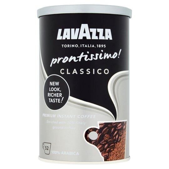 Lavazza Prontissimo Classico Premium Instant Coffee 95g