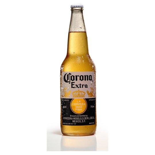 Corona Extra 710Ml - Tesco Groceries