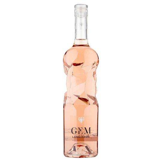 image 1 of Gem Pays D'oc Rose Wine 75Cl