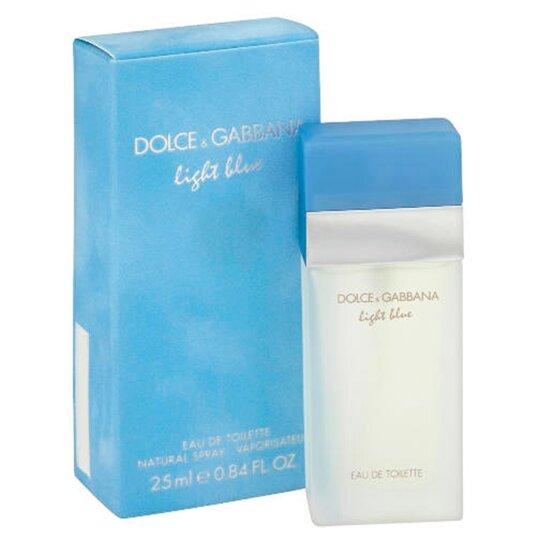 D&G Light Blue F Eau De Toilette 25Ml