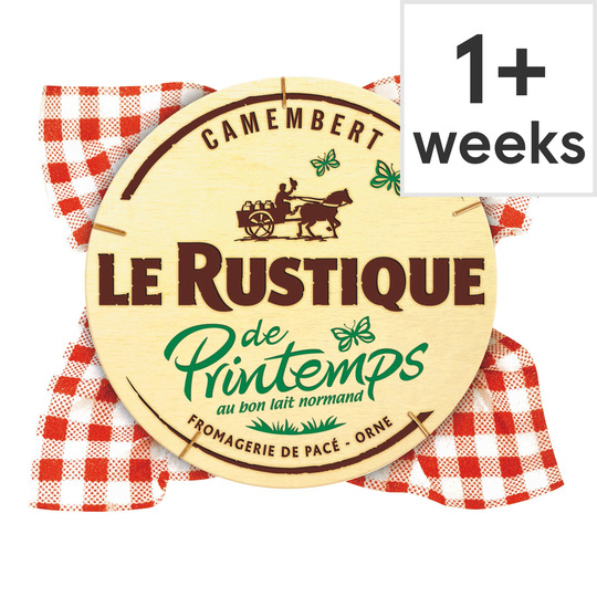 Le Rustique Pasteurised Camembert 250G