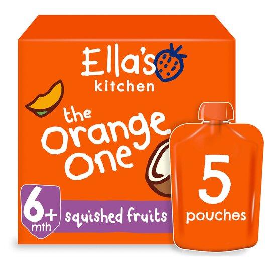 Ella's Kitchen The Orange One Multipack 450G