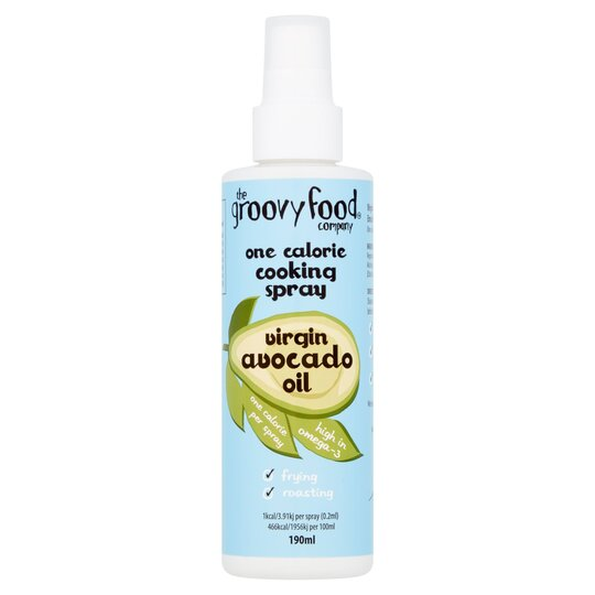 Groovy Food Virgin Avocado Oil Spray 190G