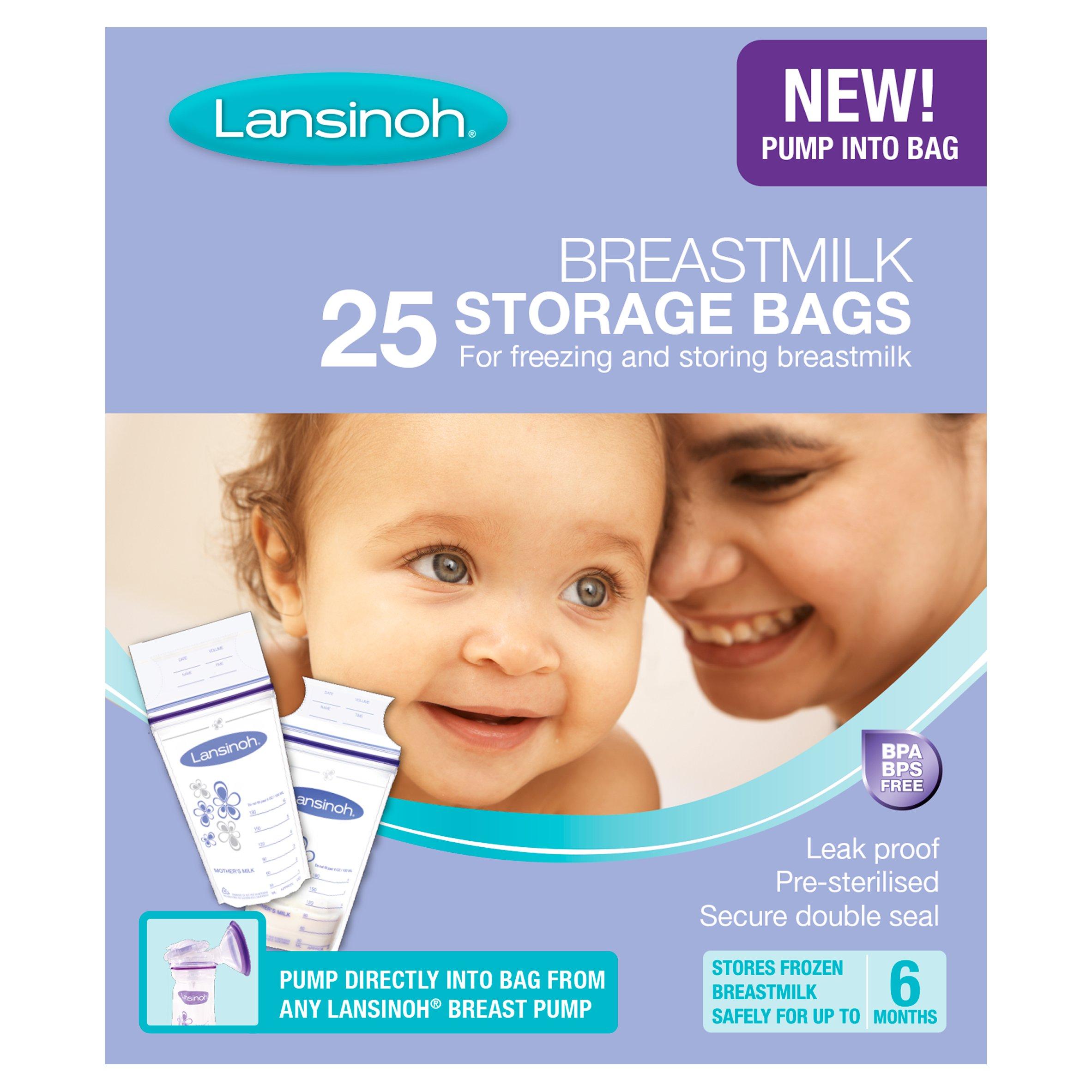 Lansinoh Storage Bags Pack of 3