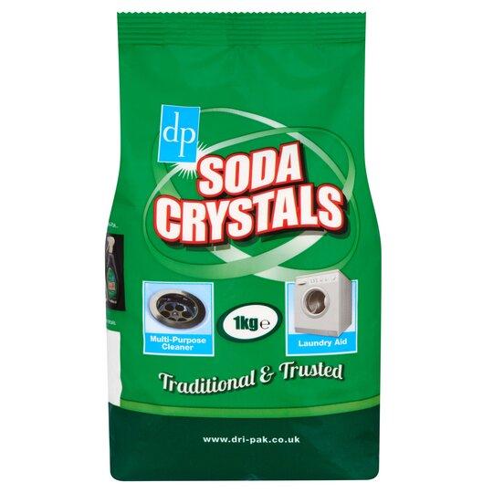 image 1 of Dri Pak Soda Crystals 1Kg