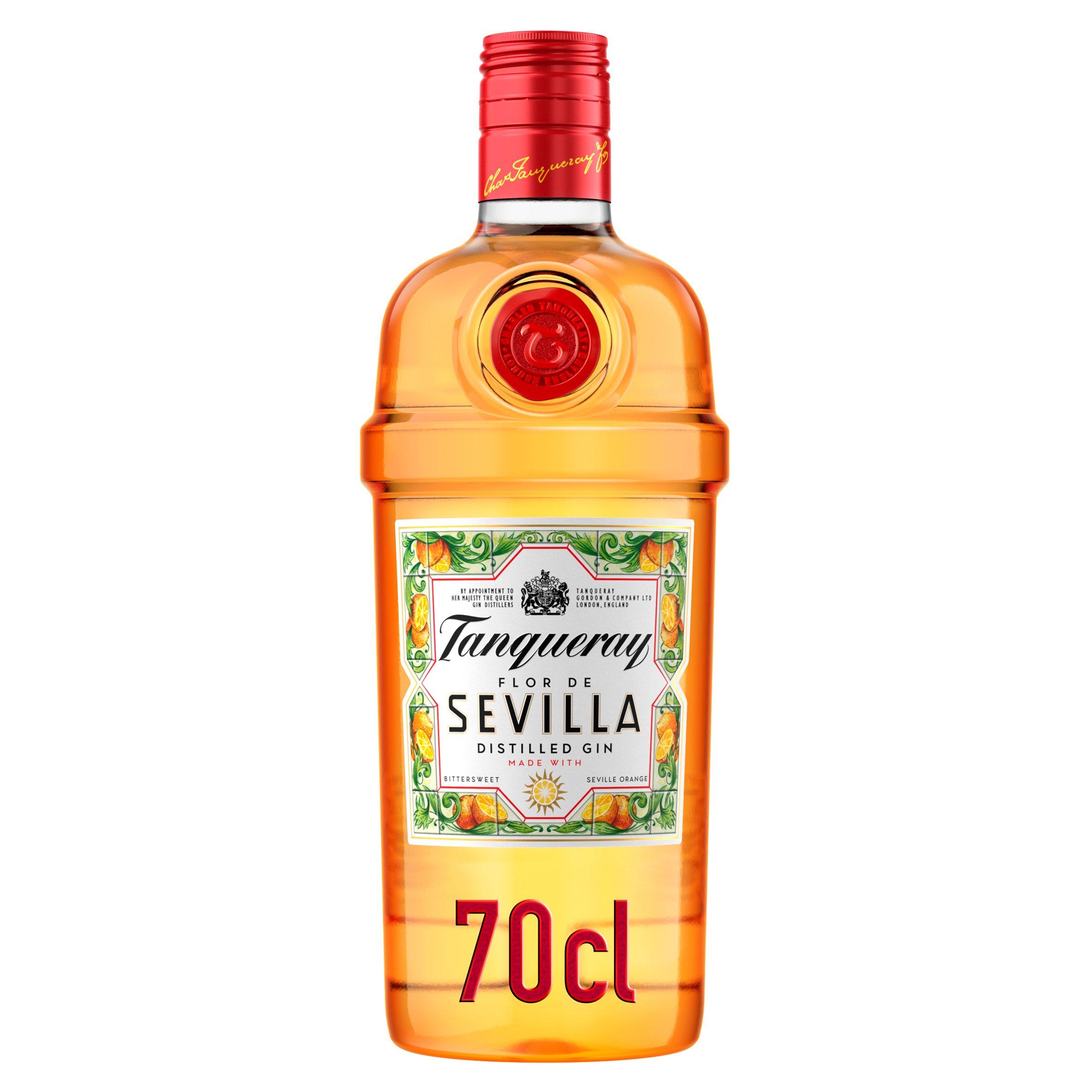 Tanqueray Sevilla Gin 70Cl