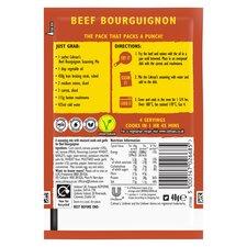 image 3 of Colman's Beef Bourguignon Recipe Mix 39G