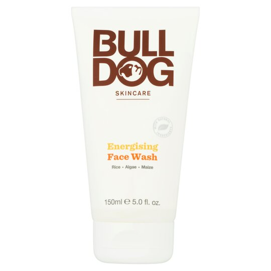 Bulldog Energising Face Wash 150Ml