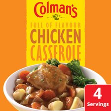image 1 of Colman's Chicken Casserole Recipe Mix 40G