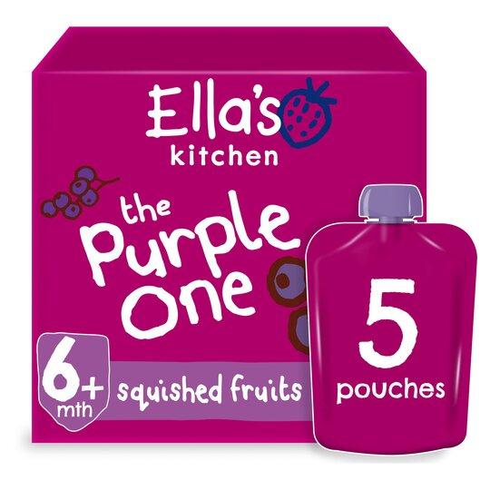 Ella's Kitchen The Purple One Multipack 450G