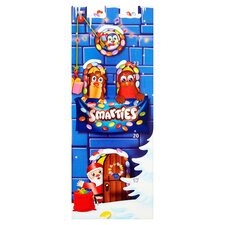 image 2 of Smarties 3D Advent Calendar 227G