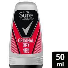 image 1 of Sure Men Original Roll-On Antiperspirant Deodorant 50Ml