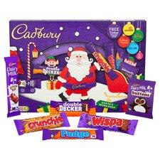 image 2 of Cadbury Madium Santa Selection Box 145G