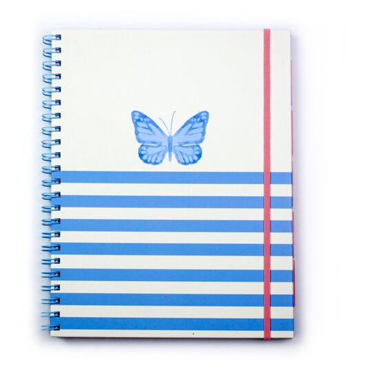 tesco butterfly a4 project book  tesco groceries