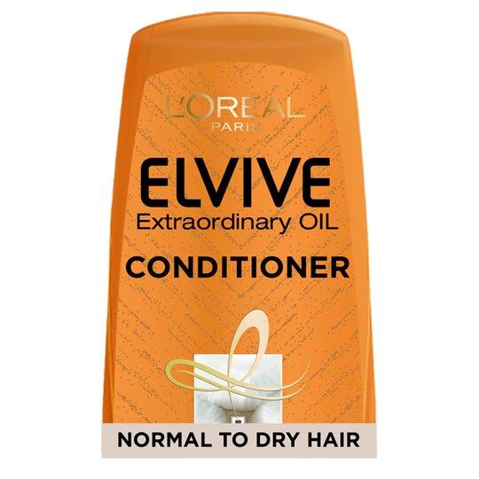 L'oreal Elvive Extraordinary Coconut Oil Conditioner 300Ml