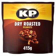 image 1 of Kp Dry Roasted Peanuts 415G