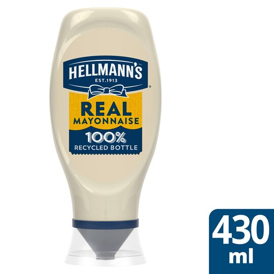 image 1 of Hellmann's Real Squeezy Mayonnaise 430Ml