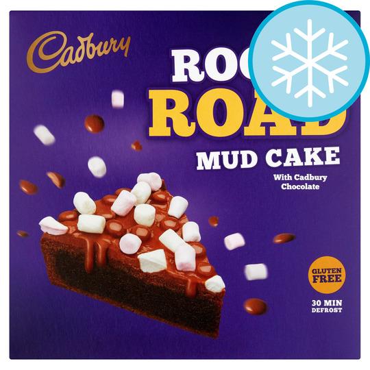 Cadbury Rocky Road Mud Cake 420G