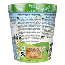 image 2 of Ben & Jerry's Non Dairy Peanut Butter & Cookies Ice Cream 465Ml