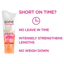 image 3 of L'oreal Elvive Dream Lengths Rapid Conditioner 180Ml