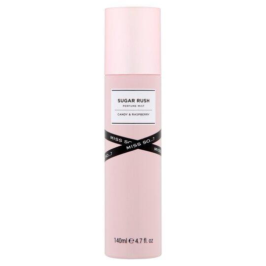 Miss So Sugar Rush Perfume Mist 140Ml