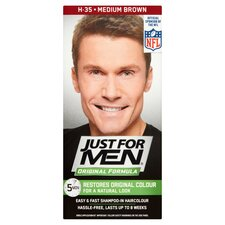 image 1 of Just For Men Hair Colourant Medium Brown