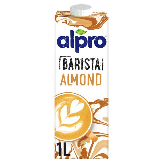 image 1 of Alpro Barista Almond Long Life Drink 1 Litre