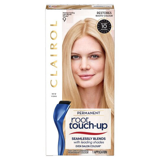 Nice'n Easy Root Touch Up Permanent Light Blonde 9 Hair Dye