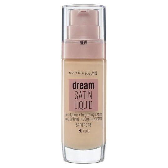 Köp Maybelline Dream Radiant Liquid Foundation True Ivory