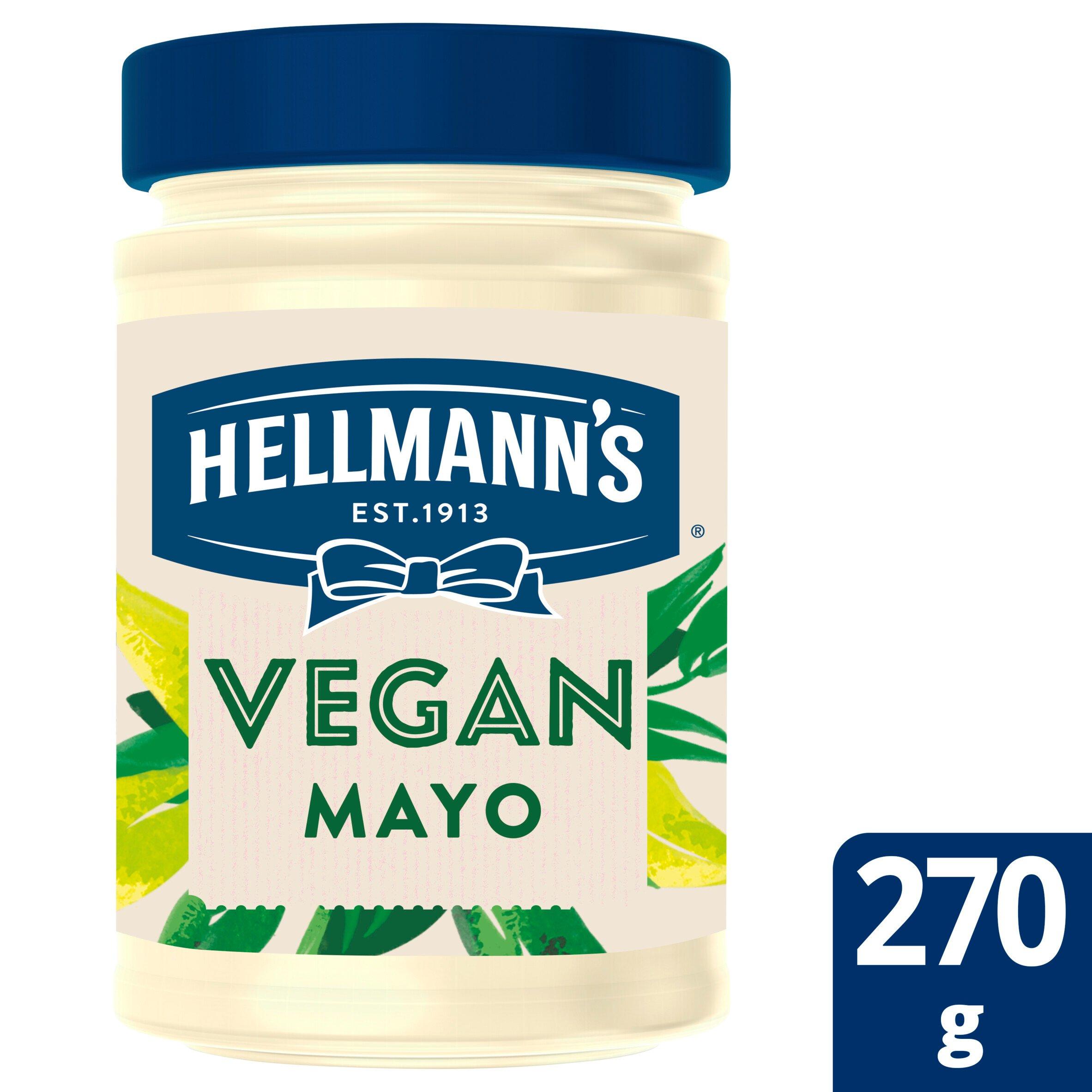 Hellmann's Vegan Mayonnaise 270G