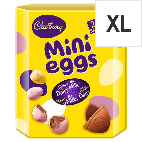 image 1 of Cadbury Mini Eggs Chocolate Egg 455G